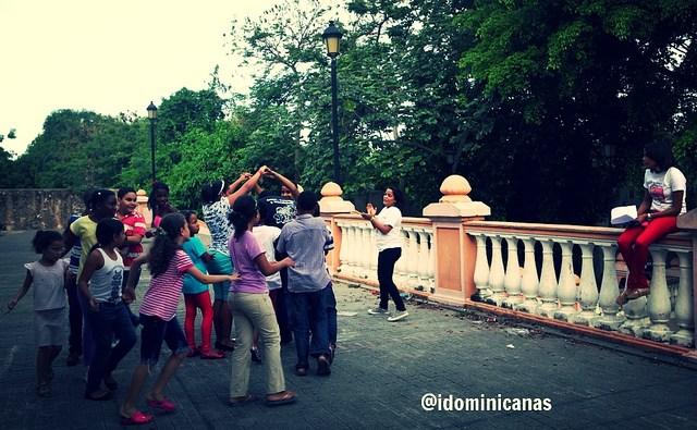 Recrean Juegos Infantiles Del Folklore Dominicano Imagenes Dominicanas