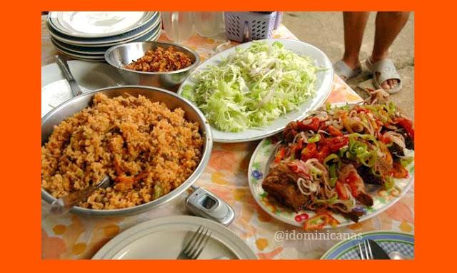 trompo loco y sus consejos sobre la comida dominicana imágenes