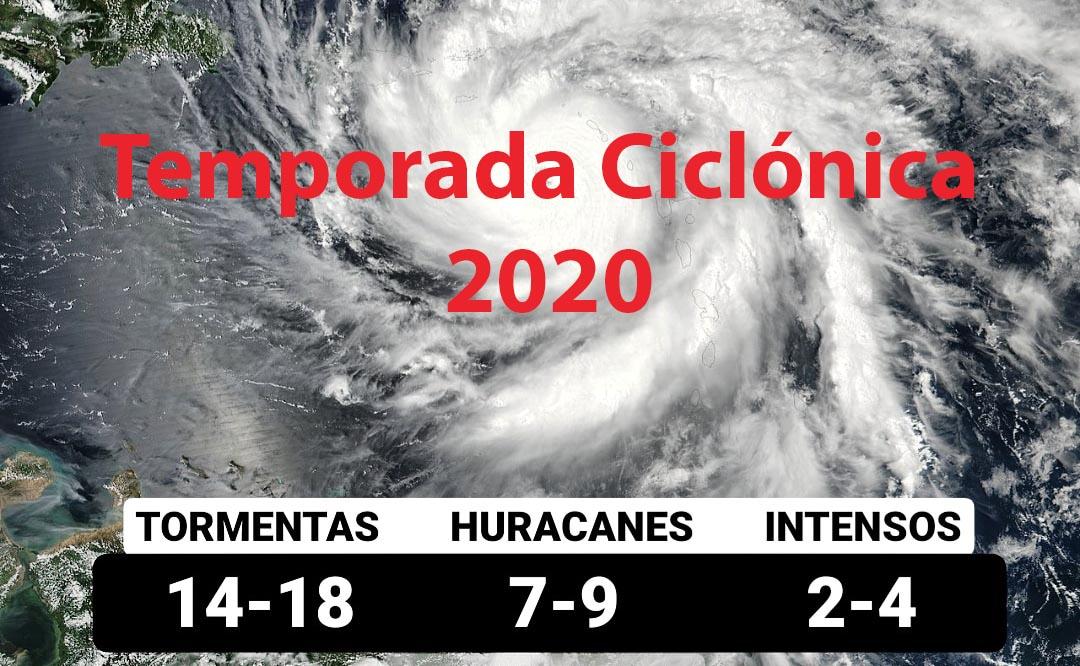 Pide no olvidar la temporada ciclónica 2020 en medio de crisis por ...